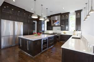 hardwood island marble simple contemporary flat panel glass kitchen best design ideas for your