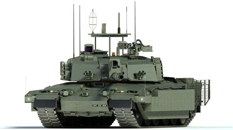 challenger 2 in challenger 2 mbt tank max