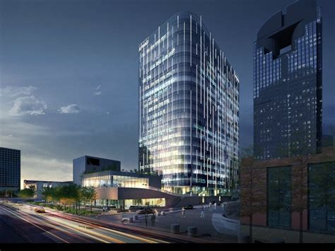 Dallas Arts District New Skyscraper To House Stephan Pyles | 35 best downtown places images on pinterest dallas