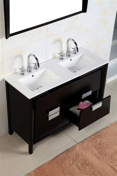 dual sinks small bathroom 17 best ideas about small double vanity on pinterest