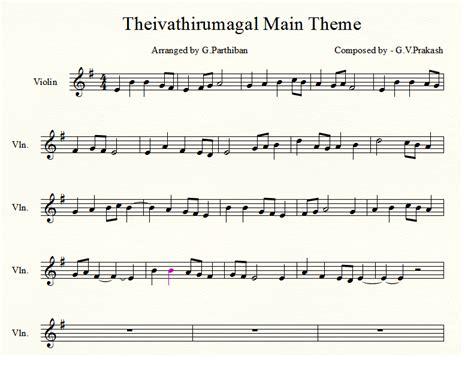 tamil theme songs keyboard notes piano notes for tamil songs