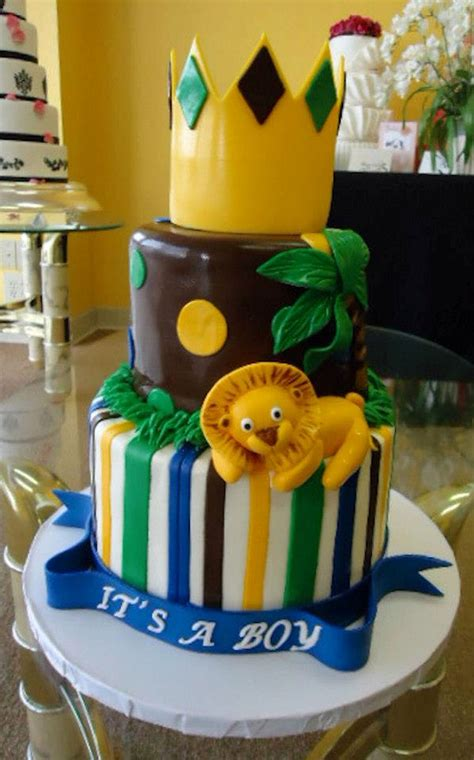 King Of The Jungle Baby Shower by King Of The Jungle Baby Shower Centerpiece Ideas Www