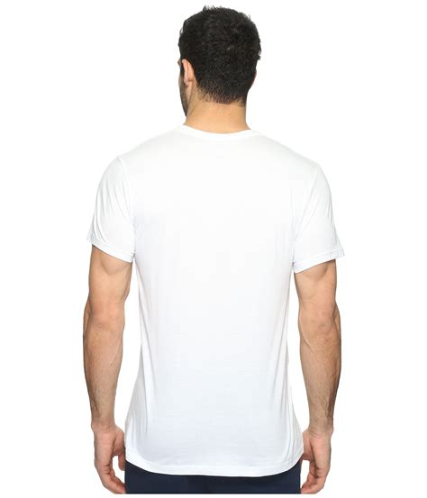 Polo Ralph V Neck T Shirt by Polo Ralph 3 Pack V Neck T Shirt At Zappos