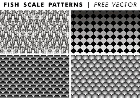 svg pattern scale fish scale patterns free vector download free vector art