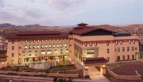 service el paso of at el paso health sciences and nursing building page