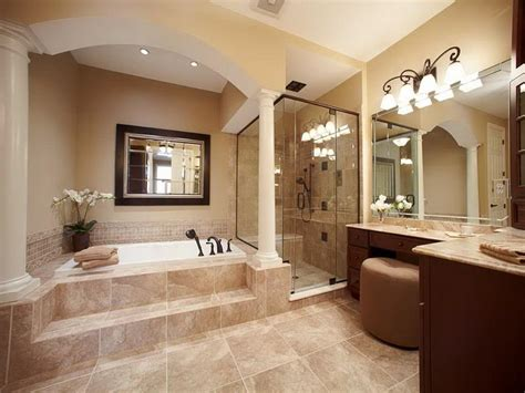 Master Bathroom Design Ideas by Traditional Master Bathroom Designs Interior Design Ideas
