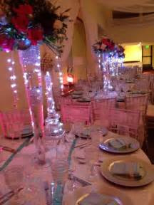quinceanera table centerpieces quinceanera light up centerpiece quincenera wedding flower and centerpieces