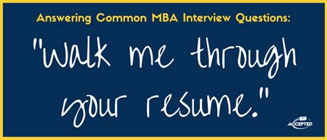 Questions To Ask An Admissions Officer Mba by Mba Questions Series Archives Accepted