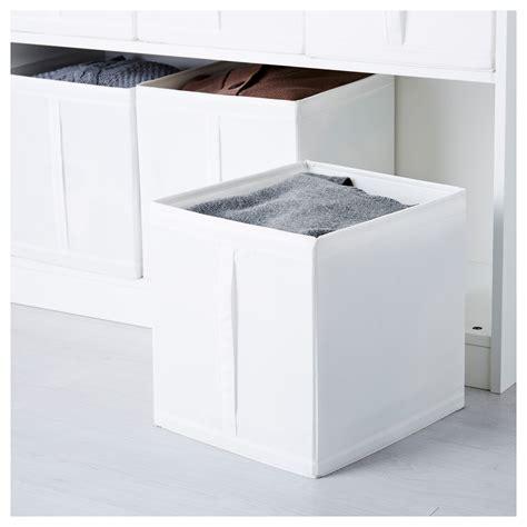 ikea skubb skubb box white 31x34x33 cm ikea
