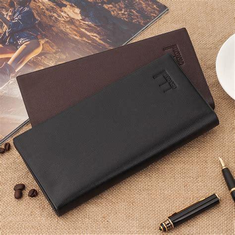 Dompet Kulit Pria Model Panjang Omfh6jbk dexbxuli dompet kulit pria model panjang black