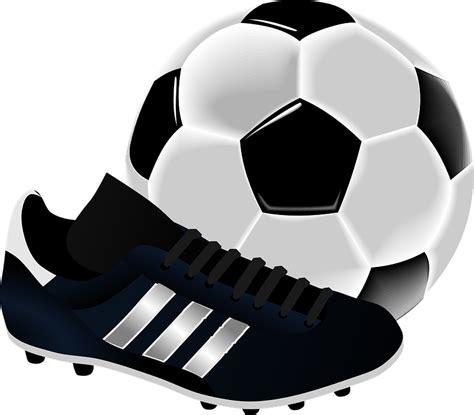 imagenes png futbol vector gratis f 250 tbol botas de f 250 tbol bola imagen