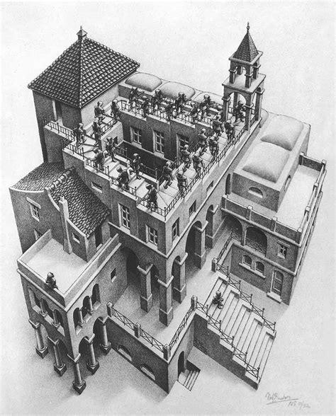 M C Escher Sketches by The Appreciation The Of M C Escher
