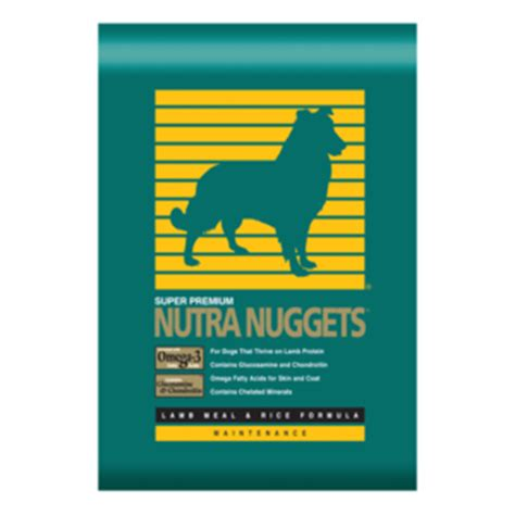 Nutra Nuggets Lamb Meal & Rice Formula Dry Dog Food Reviews ? Viewpoints.com