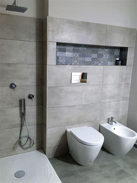 nicchia bagno foto realizzazione di bagno con nicchia di b s c s r l