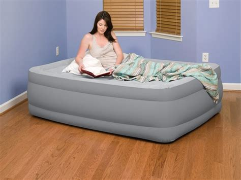 pure comfort air bed pure comfort full size air mattress