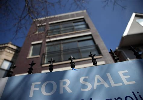 chicago home prices moving up but at slower pace