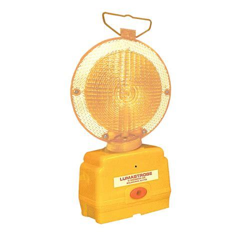 Lu Warning Light bi directional barricade warning light bx 6