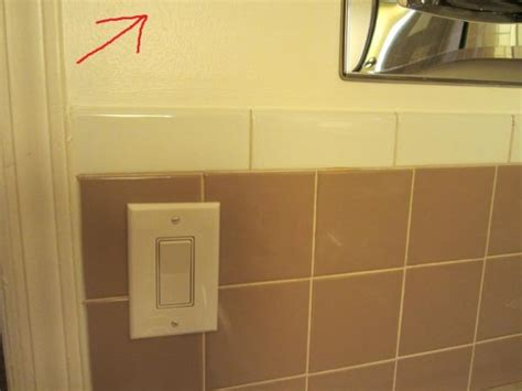 Bathroom Electrical Outlet Box Replacing Kitchen Gfci Adding Bathroom Gfci