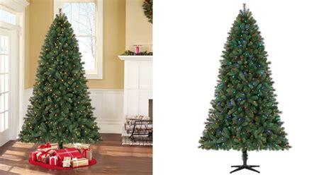 pre lit tree walmart canada pre lit tree walmart 5 foot tree