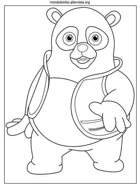 special agent oso free colouring pages