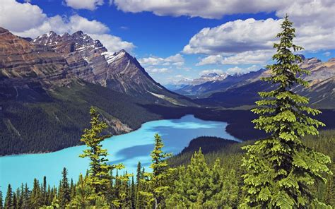 the national banff national park earth blog