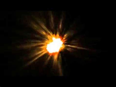 Shining Bright Es shining light motion background