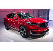 2019 Acura RDX The Third Generation Makes Its World Debut