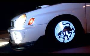 Lighting Car Rims Fantasma Owl On Wheel Lighting Image System 17 Quot 2nd