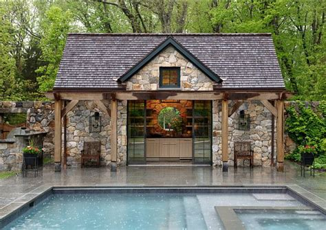 small pool house ideas 25 best ideas about small pool houses on pinterest