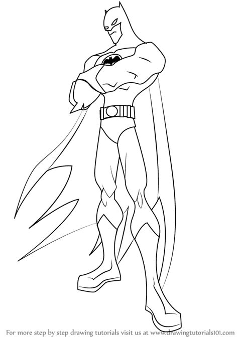 batman drawing coloring pages learn how to draw batman from the batman the batman step