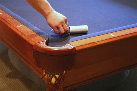 pool table felt cleaner tip clean a pool table with a lint roller chica