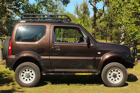 suzuki jimny lifted suzuki jimny sierra wagon brown 53782 superior customer