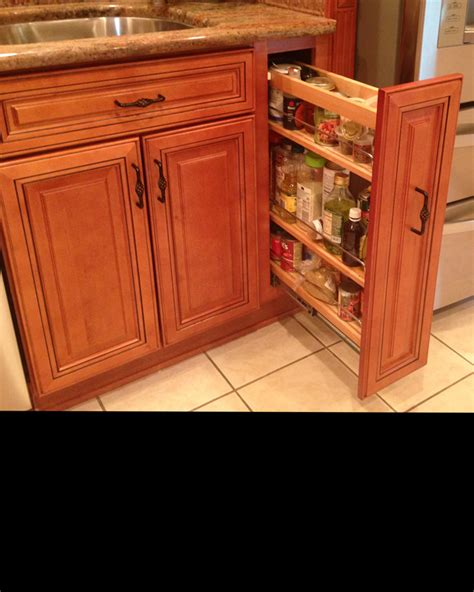 pantry cabinet oak 36 brown hairs