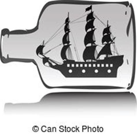 dessin bateau bouteille cliparts et illustrations de bouteilles 158 964