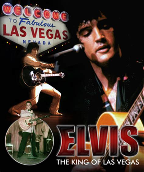 las vegas books elvisnews cover elvis the king of las vegas book