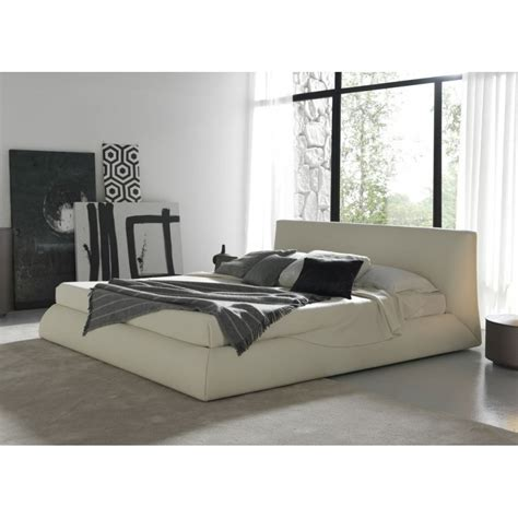 coco modern platform bed by rossetto