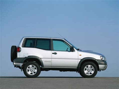 nissan terrano nissan terrano technical specifications and fuel economy