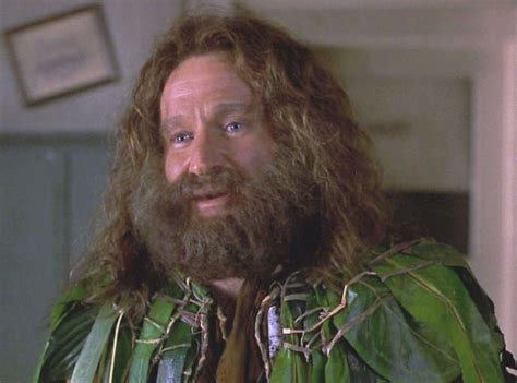 Robin Williams Jumanji Meme - robin williams wanted to play hagrid in the harry potter