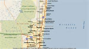 where is lighthouse point florida on the map map of lighthouse point