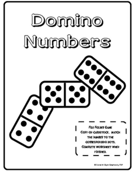 Dominos Gift Card Number - children numeracy on pinterest math decomposing numbers and math worksheets