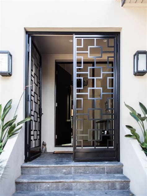 door grill design for house best door grill design ideas remodel pictures houzz