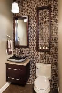 Powder Room Tile Designs Beautiful Tile Wall Powder Room Ideas Pinterest