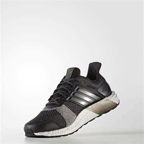 Adidas Ultra For adidas ultra boost st mens black sneakers running road