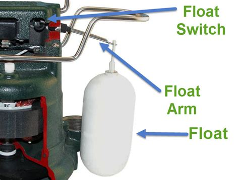 wiring diagram contactor float switch well well