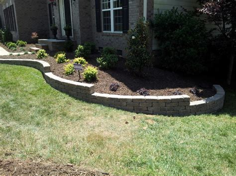 Retaining Wall Planters by Belgard Weston Wall Retaining Walls Planters