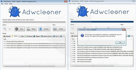 adware cleaner bleeping computer adwcleaner 6000 free download software reviews