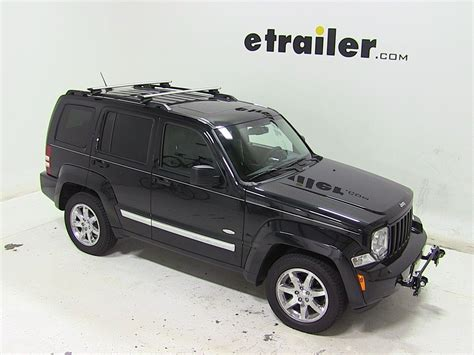roof rack for jeep liberty thule roof rack for jeep liberty 2004 etrailer