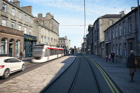 Edinburgh Mba Cost by Edinburgh Tram System Extension Will Cost 163 165m