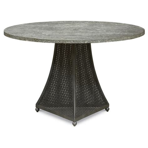 Galvanized Dining Table Dining Table Galvanized Metal Top Dining Table