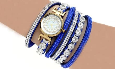 embellished s watches for 163 4 99 top deals